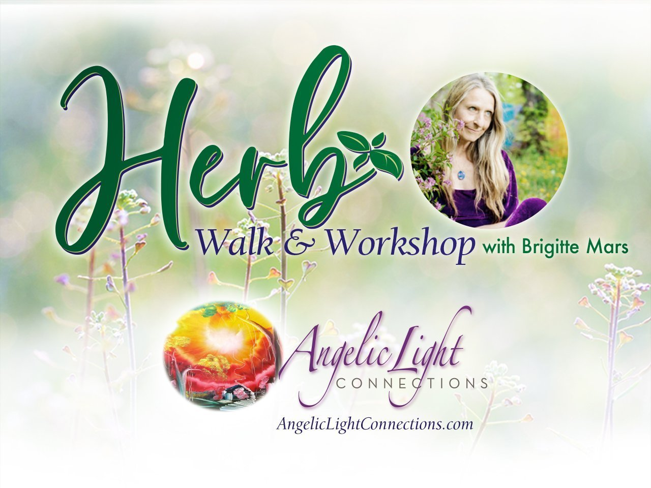 Herb Walk and Workshop with Bridgette Mars